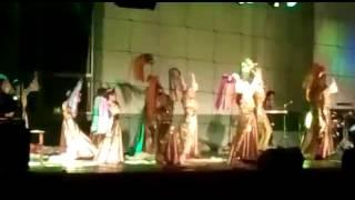Santo eres Dios! Exposición danza Kairos, Puerto Rico Misiones