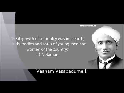 sir c v raman essay Sir chandrasekhara venkata raman (1888-1970), indian physicist is best known for his research on the molecular scattering of light for his discovery of.