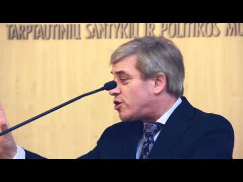 John Bercow - The Speaker of the UK Parliament: Role and Responsibilities