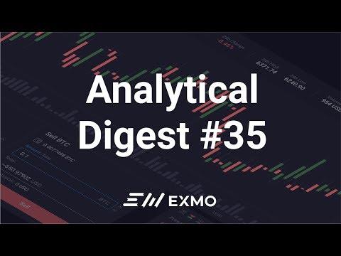 Китай убивает криптовалюты. Ethereum не ракета? | EXMO Analytical Digest #35
