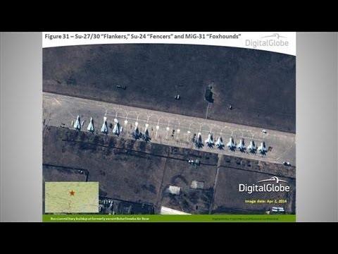 NATO Says Russia Is Ready to Strike Ukraine
