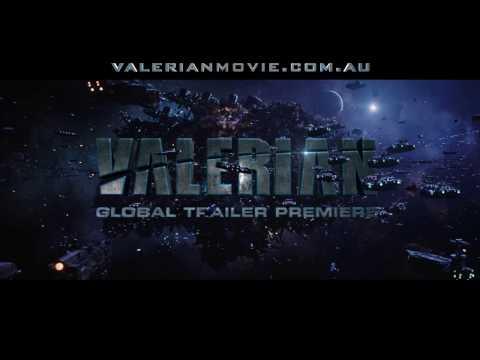 "VALERIAN - Teaser 30"" TVC - Cara"