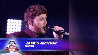 Baixar James Arthur - 'Naked' (Live At Capital's Jingle Bell Ball 2017)