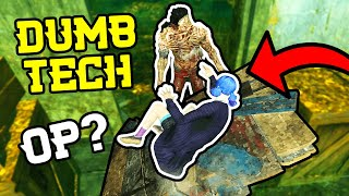 The Dumb Tech Is TOO Good - Dead by Daylight YouTube Videos