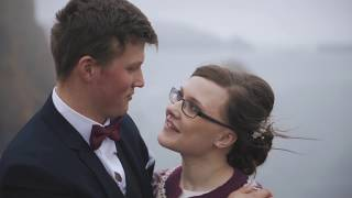 Jenna and Sam's wedding trailer