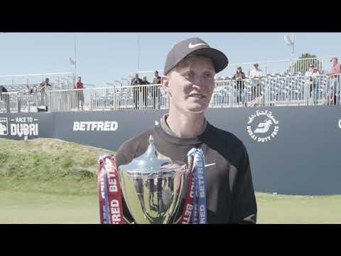 Betfred British Masters Wrap