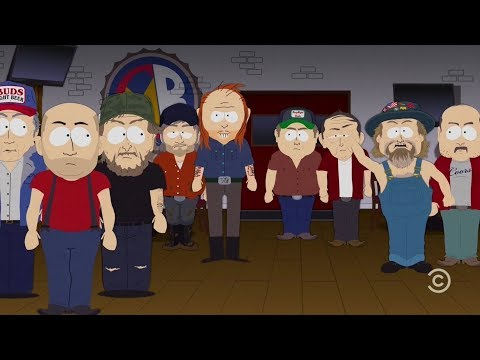 South Park - They Took Our Jobs!!!