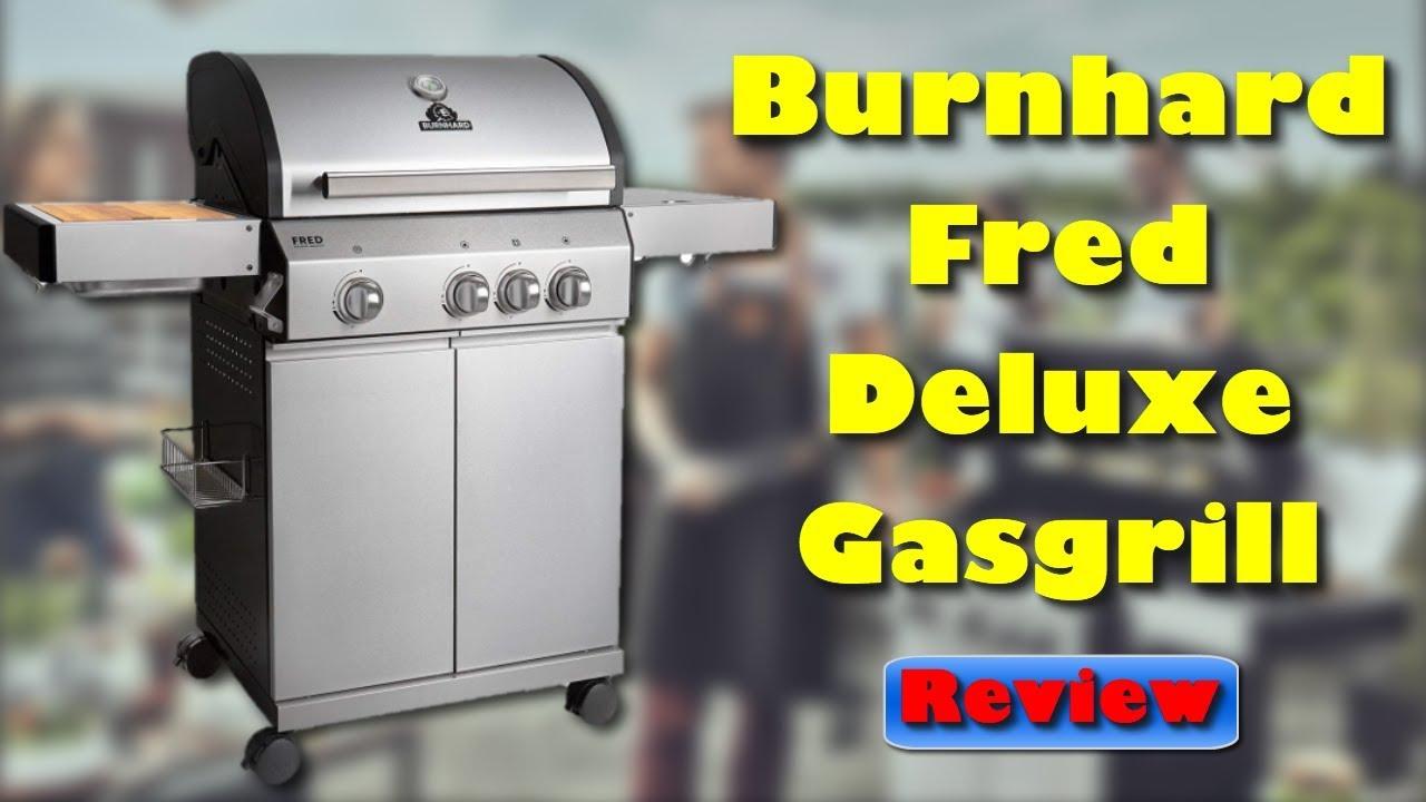Billig Gasgrill Kaufen : Burnhard fred deluxe gasgrill günstig und gut ? youtube