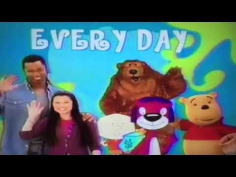 Playhouse Disney Clay Mini-show and Tell Time | Doovi |Playhouse Disney Clay Word Of The Day