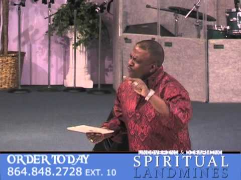 Uncovering and Disarming Spiritual Landmines