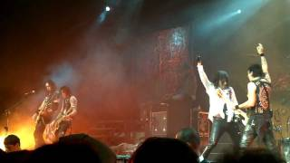 Alice Cooper - I'll Bite Your Face Off (NEW SONG) - Live in Rio de Janeiro, 03/06/2011