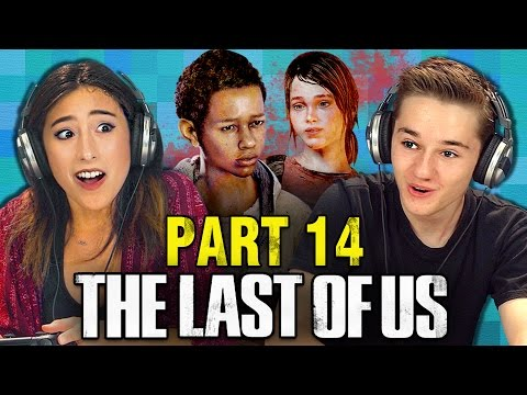 THE LAST OF US: PART 14 (Teens React: Gaming)