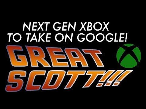 Next Gen Xbox to Take On Google!