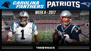 Download Cam & Brady EPIC QB DUEL! (Panthers vs. Patriots 2017, Week 4) Mp3 and Videos