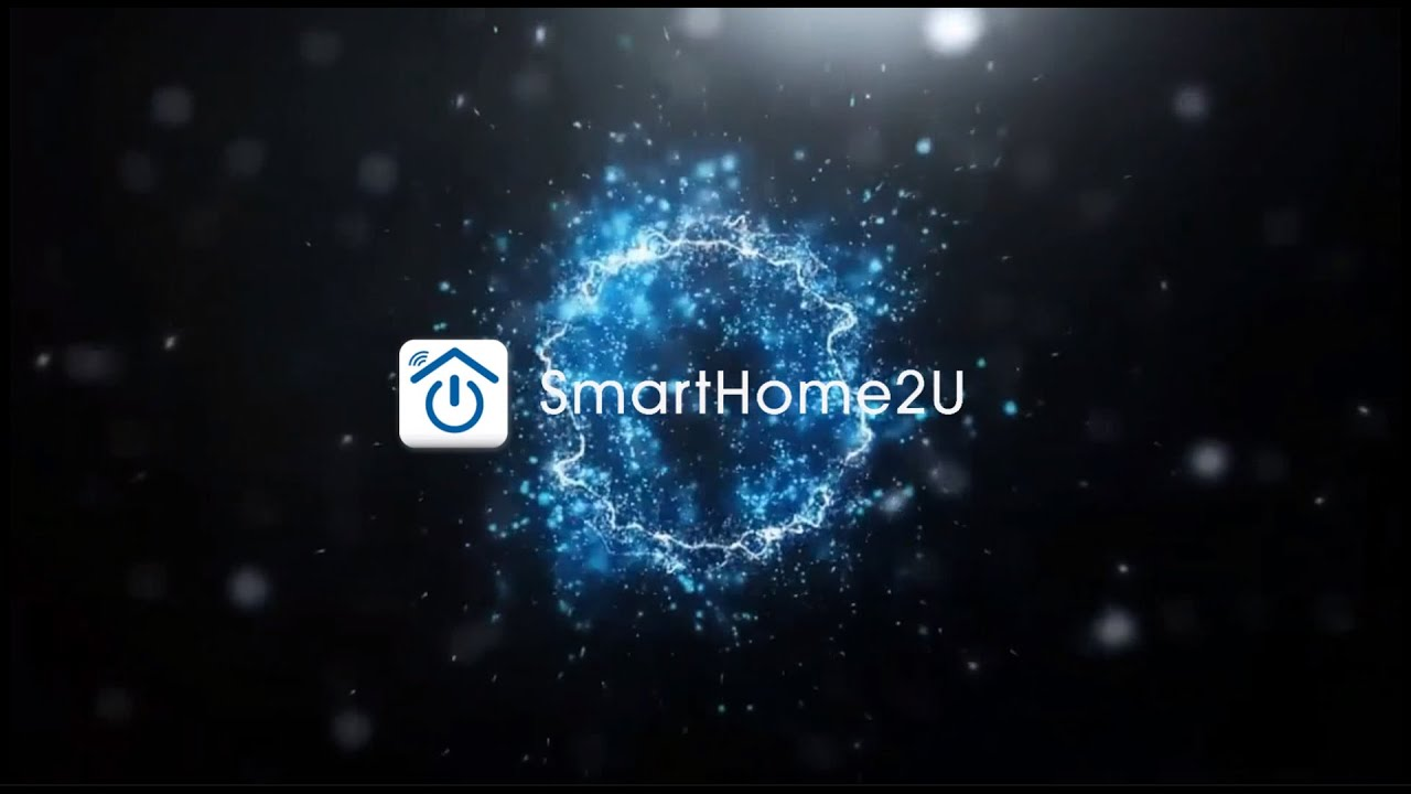 SmartHome2U - Smart Home System Lifestyle Concept Trailer