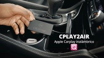 Imagen del video: Review del CPlay2Air (consigue Apple Carplay inalámbrico en tu vehículo por poco dinero)