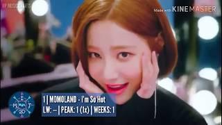 MYX International Top 20 - April 13, 2019