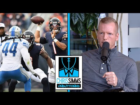 How the Bears put Justin Fields in a position to succeed | Chris Simms Unbuttoned | NBC Sports
