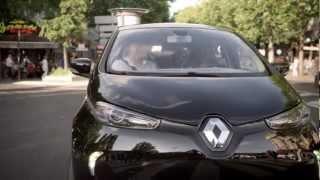 Renault ZOE, quite simply revolutionary // Renault ZOE, simplement révolutionnaire