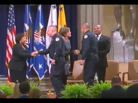 Inaugural Attorney General's Award for Distinguished Service in Community Policing Ceremony