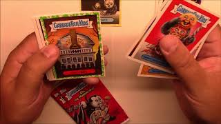 Garbage Pail Kids 2018 Oh The Horrible Series 8 Blaster and 4 Hanger Packs