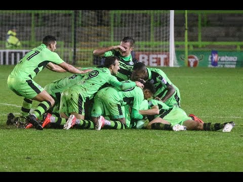 Highlights: FGR 3-2 Crewe