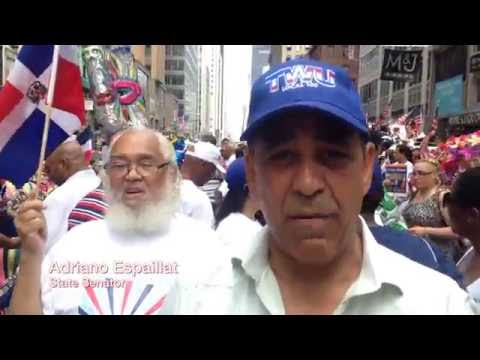 Dominican Day Parade 2016