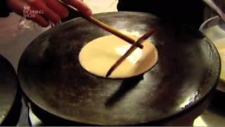 make crepes