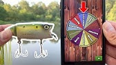 ROULETTE TOPWATER FISHING CHALLENGE!!! (MONSTER BASS CAUGHT)