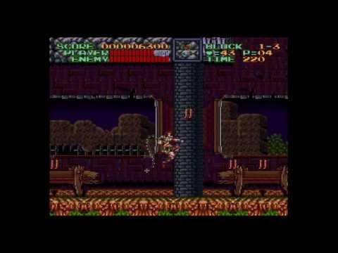 Super Castlevania IV, Wii U Virtual Console