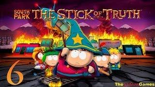 Прохождение South Park: The Stick of Truth [Южный Парк: Палка Истины] - Часть 6 (Мощь сисек!)
