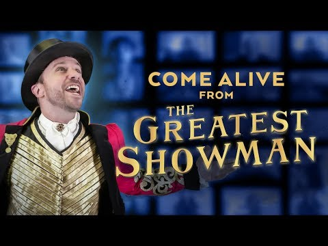 Come Alive - Peter Hollens - The Greatest Showman feat. My team + the hollensfamily Choir!