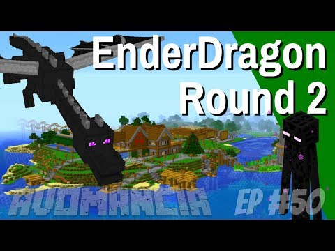 Minecraft: How to Fight the EnderDragon - Avomancia Ep50 In the End with Avomance bashing dragons thumbnail