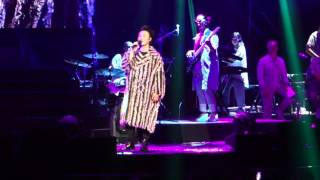 151206 Eason Chan performs Under Mt. Fuji 富士山下 @ Madison Square Garden