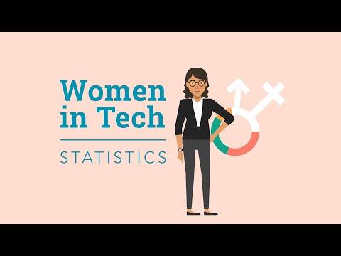 Women In Tech Statistics: Hard Truths Of An Uphill Battle