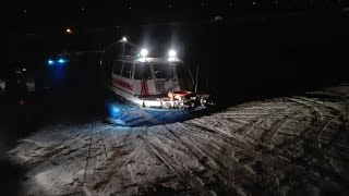 На нижньому б'єфі Нижньокамській ГЕС врятовані троє рибалок