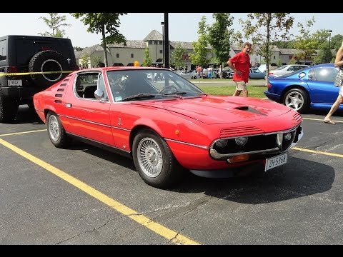 Alfa romeo montreal engine sound 11