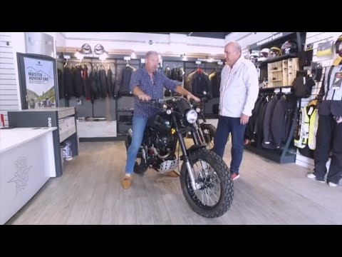 HERALD MOTORCYCLES: First Look at the amazing MAVERICK & BRAT BY HERALD MOTORCYCLES