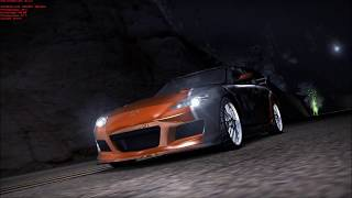 Need For Speed Carbon - Canyon Race Bronze [1080p60 - GTX 1080 - 4/50]