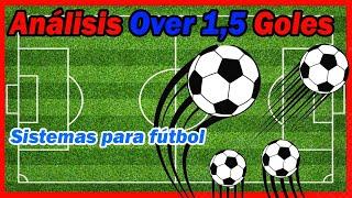 ✔✔Cómo analizar partidos al over 1,5 goles con Flashscore