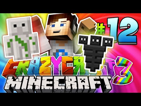 "Minecraft Crazy Craft 3.0 (Ep 12) - ""NEW INVENTORY PETS!"" w/ Ali-A"