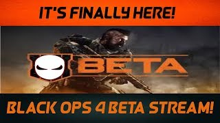 Black Ops 4 Beta  - Grinding on xbox