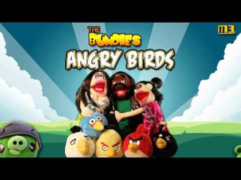 Angry Birds Song  The Bundies