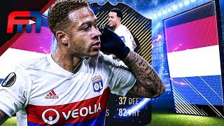 FUT18 | MEMPHIS DEPAY SIF (85) - PLAYER REVIEW