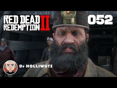 Red Dead Redemption 2 gameplay german #052 - Der Veteran #4 [XB1X] | Let's Play RDR 2