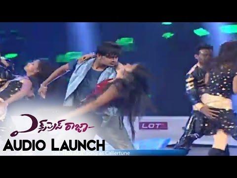 Hulala Song Performance At Express Raja Audio Launch || Sharvanand,Surabhi