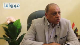 بالفيديو مدير مطار أكتوبر : نسعى لتطوير المطارات المصرية لتعمل بالطاقة الشمسية