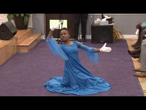 You're Bigger-Jekalyn Carr Praise dance
