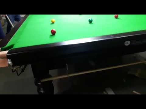 Billiards Snooker Table Italian Slates Steel Block Cushions - Italian pool table