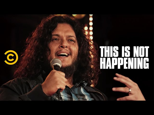Felipe Esparza - A Violent Journey to Comedy - This Is Not Happening - Uncensored